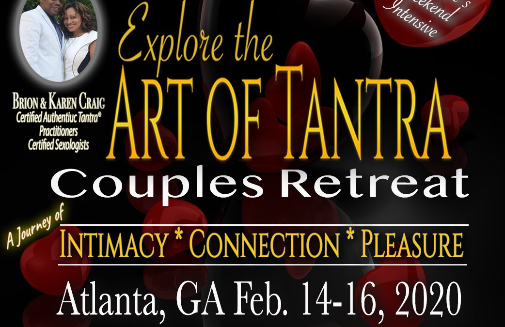 Explore Tantra Valentine's Day Couples Retreat
