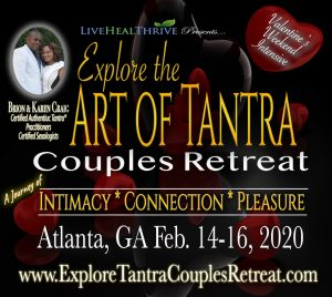 Explore Tantra Valentine's Day Couples Retreat @ Indigo Hotel Vinings Georgia